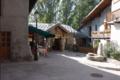 Bâtiment d'accueil au moulin pour l'huile de noix à Aigueblanche.png