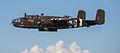 B-25 with its bomb bay doors open (7674537958).jpg