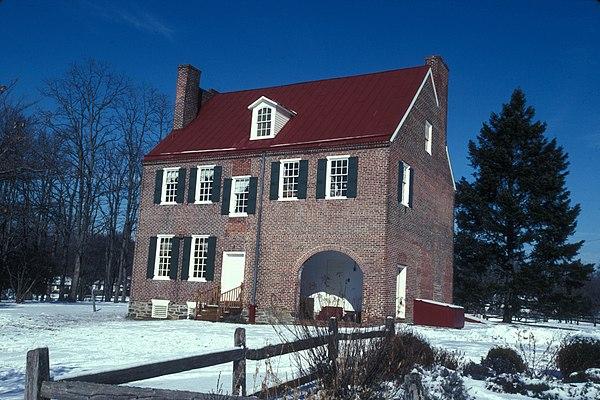 Barclay Farm House
