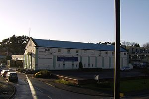 BBC Hereford & Worcester - BBC Hereford and Worcester's studio building