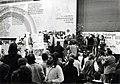 BDK Grüne Duisburg Mrz 1989 Podeststürmung 1.jpg