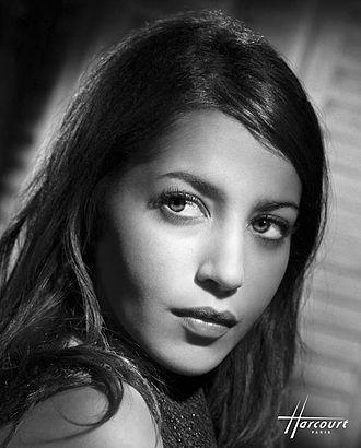 Leïla Bekhti - Leïla Bekhti in 2009.