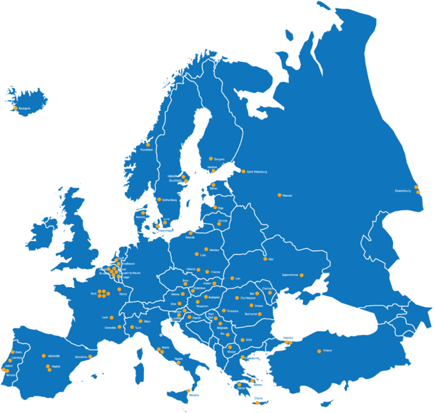 File:BEST map of Europe with townnames.png   Wikipedia