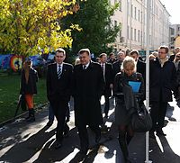 BIONIC University Opening Ceremony. Vice Premier of Ukraine Kostyantyn Gryshchenko and US Ambassador to Ukraine Geoffrey R.Pyatt..jpg