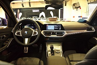 BMW 3 Series (G20) - Interior