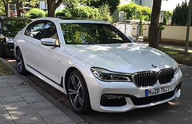 Image illustrative de l'article BMW Série 7