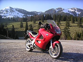Bmw K 1200 Rs Wikipedia