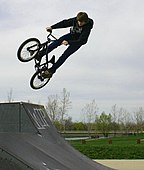 BMX en Ontario park.jpg