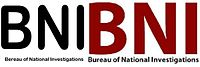 BNI (Bureau of National Investigations) logo variations.jpg