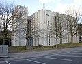 BT telephone exchange, Malpas, Newport - geograph.org.uk - 1727004.jpg