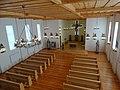 Bažnyčia, Rokoniai, interjeras.JPG