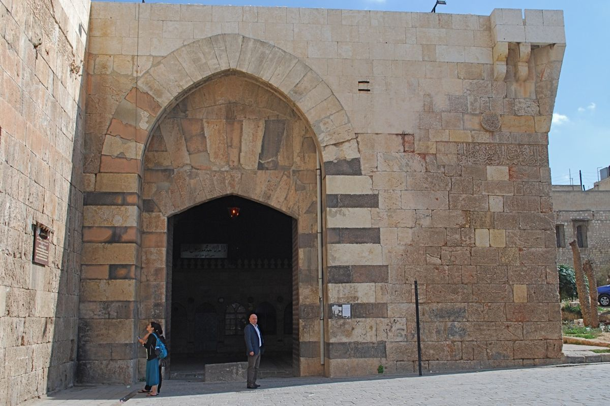 Bab Qinnasrin Wikipedia