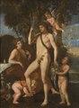 Bacchus-Apollo (Nicolas Poussin) - Nationalmuseum - 19729.tif