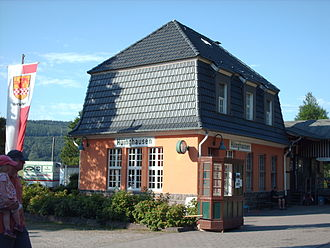 Herscheid - Station Hüinghausen