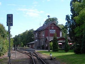 Harzgerode - Harzgerode station