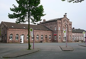 Holzminden - Train Station
