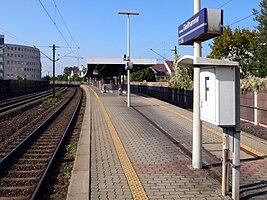 Bahnhof Gleißhammer