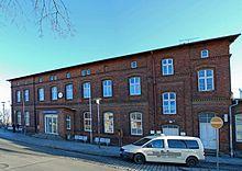 Bahnhof Ribnitz Damgarten West öffnungszeiten