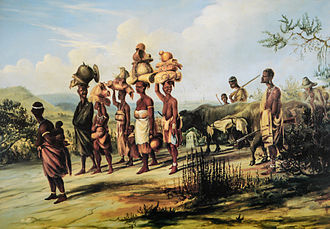 Xhosa people - Xhosa people, 1848