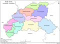 Baitadi District with Jhulaghat location mark.png