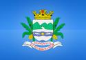 Bandeira da Estância Balneária de Mongaguá