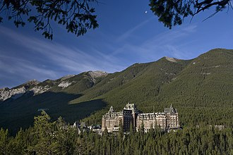Canadian Pacific Hotels - Banff Springs Hotel in Alberta, Canada