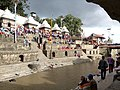Bank of Bagmati River near Pashupatinath Temple 01.jpg