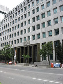 Bank of Canada Building (Toronto) - Wikipedia, the free encyclopedia