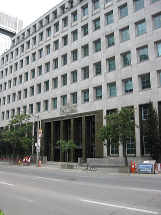 Bank of Canada Building (Toronto) - Bank of Canada Building