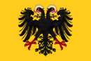 Banner of the Holy Roman Emperor with haloes (1400-1806).svg