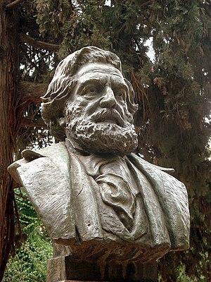 Manuel de Araújo Porto-Alegre, Baron of Santo Ângelo - A herma of Porto-Alegre in Porto Alegre, Rio Grande do Sul, Brazil