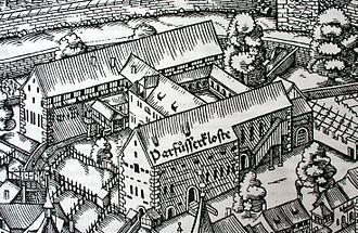 Murerplan - Image: Barfüsser Murerplan