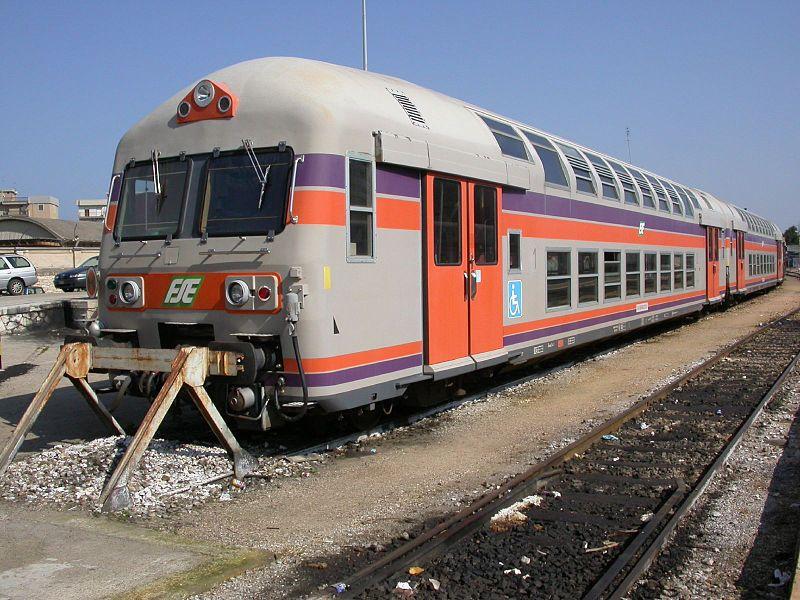 Puglia ferrovie del sud est fse page 27 skyscrapercity for Piani di cabina di 800 piedi quadrati