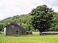 Barn and Tree near Hubberholme - geograph.org.uk - 834625.jpg