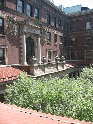 Barnard College - Milbank Hall