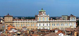 building in Modena, Italy