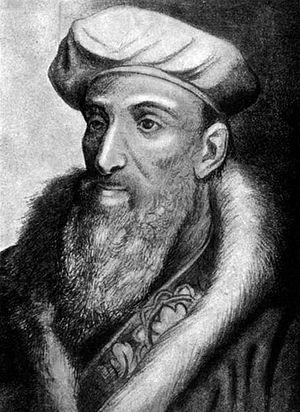 Bartolomeo Eustachi - Portrait of Eustachius