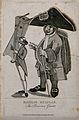 Basilio Huaylas, a giant. Line engraving, 1815. Wellcome V0007130ER.jpg