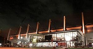 BayArena - Image: Bay Arena
