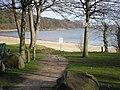 Beach Access to Silversands, Aberdour - geograph.org.uk - 1154024.jpg