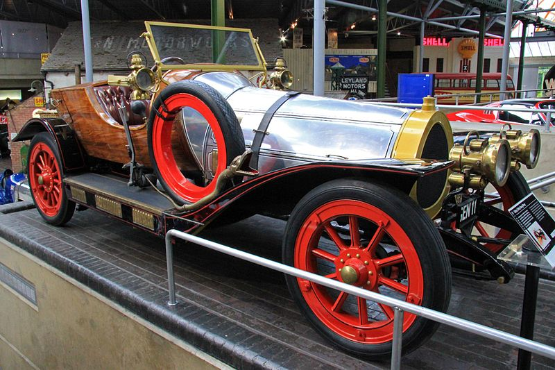 File:Beaulieu National Motor Museum 18-09-2012 (8421085262).jpg