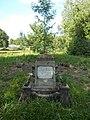 Becsi Károly sírja (1861-1913), 2018 Ráckeve.jpg
