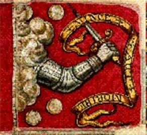 Flag of Bedford, Massachusetts