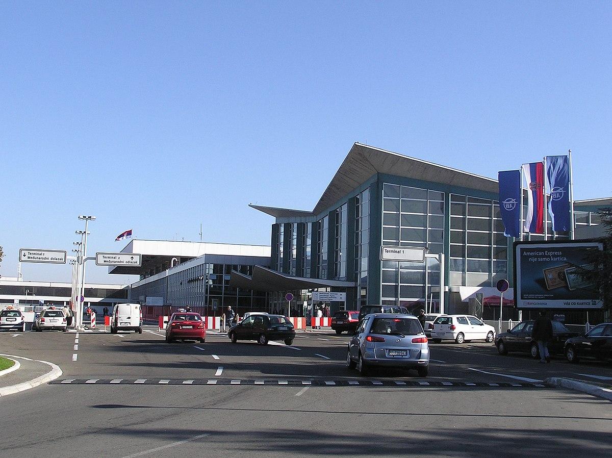 Nikola Tesla Flughafen Belgrad Wikipedia