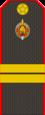 Belarus Police—16 Junior Sergeant rank insignia (Gunmetal).png