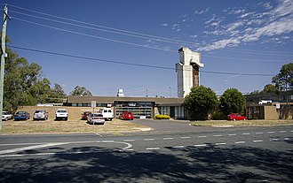 ACT Fire and Rescue - Belconnen Fire Station