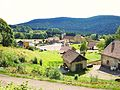 Belfahy. Panorama sur le village. 2015-09-03.JPG