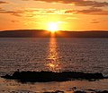 Belfast Lough sunset (2) - geograph.org.uk - 776536.jpg