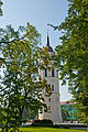 Belfrey, Vilnius Cathedral, Lithuania, Sept. 2008 - Flickr - PhillipC.jpg