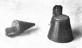 Bell Centennial telephone receiver & transmitter 1876.png